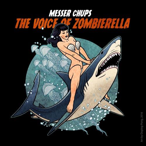 The Voice of Zombierella (special for DJMagazine  Russia) - PROMO album