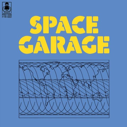 "PRD1006 • Space Garage - ""Space Garage"" (7"")"