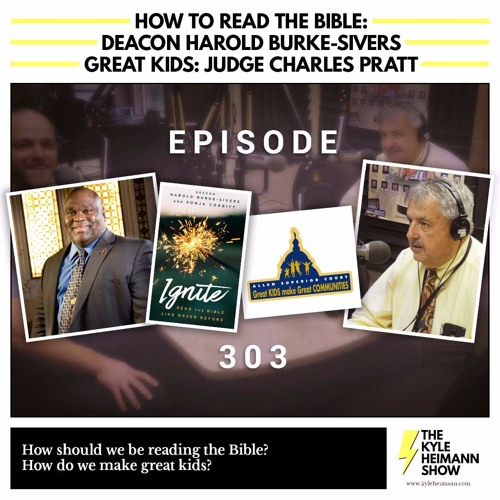 KHS 303 - How to Read the Bible Deacon Harold Burke-Sivers - Great Kids Judge Charles Pratt