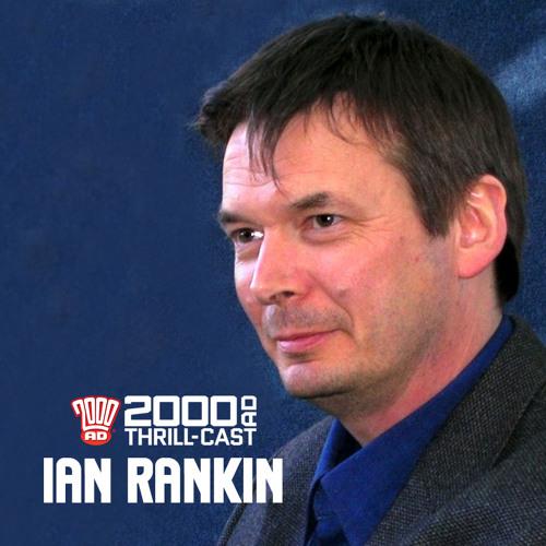 Ian Rankin on comics and crime