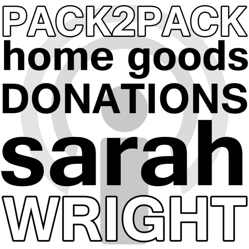 PACK2PACK home goods program for under-resourced college students - Sarah Wright Webinar Podcast