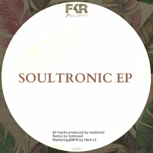 Soultronic EP FKR out now