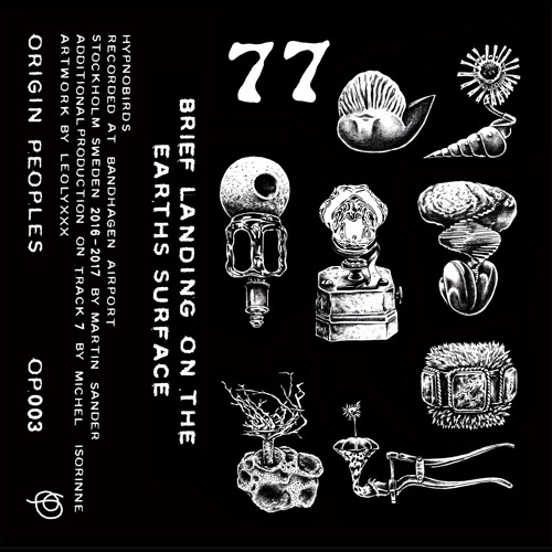 Hypnobirds - 77: A Brief Landing on the Earth's Surface [OP003] - preview
