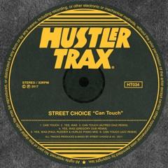 [HT034] Street Choice - Can Touch EP Incl. Alfred Diaz, Gregory Dub, Jizz, Paul Rudder & Hurlee Rmx