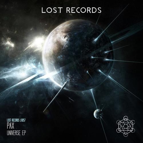 PAX - Universe - Universe EP - LR057