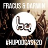 The Hardcore Underground Show - Podcast 20 (Fracus & Darwin) - SEPTEMBER 2017