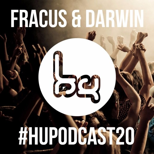The Hardcore Underground Show - Podcast 20 (Fracus & Darwin) - SEPTEMBER 2017