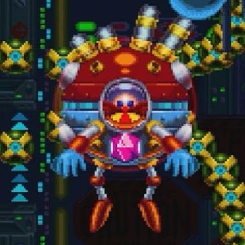 Sonic Mania Final Boss Metal Remix