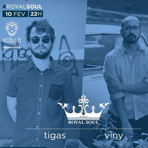 DJ Tigas vs DJ Viny Blanco @ N´Calma Collective 2017 @