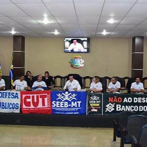 SP: Sindicato dos Bancários realiza campanha de conscientização contra privatizações
