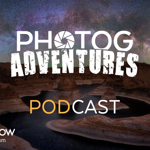 Joshua Snow | Milky Way at Reflection Canyon & Stacking your Images | Ep 47