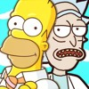 Homer Simpsons VS. Rick(Rick and Morty) FT. All Place Br | Batalha de Rap