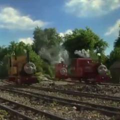 Skarloey Railway Man - Season 9-12