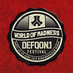 Headhunterz & Wildstylez vs Noisecontroller - World Of Madness (Hard Mix)