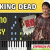 The Walking Dead - Main Theme Piano Easy (Tutorial + Cover) Synthesia Piano Lesson