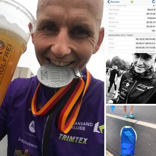 Løpetid Episode 18 - Lykkerus etter maraton