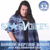 Shandy Septian Badar - Jadi Aku Sebentar Saja ( Judika) - Top 32 #SV5