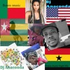 AFRICA, AMERICA, 1980s.1990s.2000s. U.S.A, BENIN, GHANA.By dj anaconda