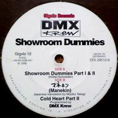DMX Krew - マネキン (Manekin)