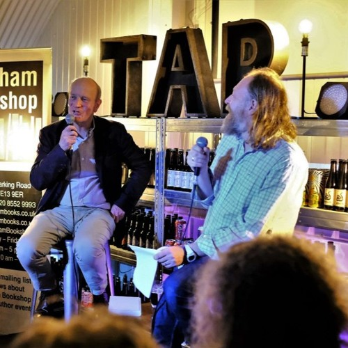 Iain Sinclair in conversation with John Rogers 'The Last London'