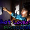 Maroon 5 - What Lovers Do ft. SZA Cover - Abi Angelos