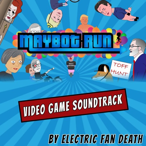 Maybot Run Video Game Soundtrack