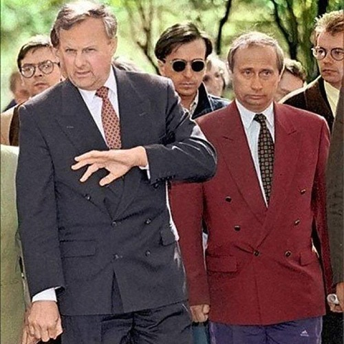 Episode 6 - Putin on the Ritz, Part 2