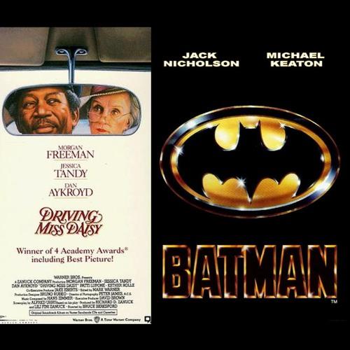 Episode 32 - Battle of 1989: Batman v. Driving Miss Daisy