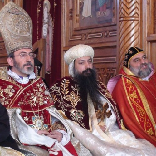 Oriental Orthodox Concelebrated Liturgy 2011 - Commemoration