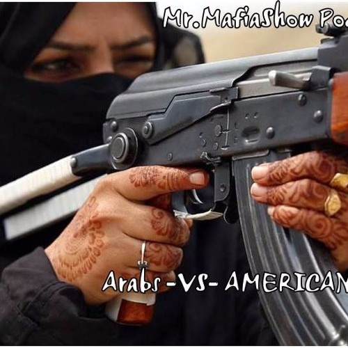 MrMafia Podcast Vol. 14 American Gang Bangers -VS- Arab Kids