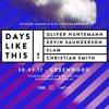 Jermaine Jones @ Days Like This Sydney 30.9.17 Feat Oliver Huntemann, Slam, Kevin Saunderson