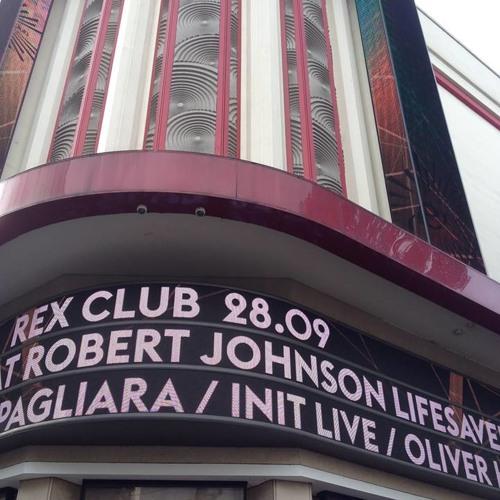 INIT - Live At Rex Club Paris (Excerpt)