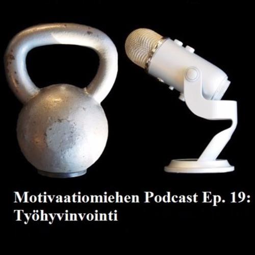 Ep. 19: Annina Mäkinen & Jukka Joutsiniemi - Työhyvinvointi