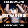 Axwell Λ Ingrosso - More Than You Know (DANEV Bootleg)[FREE DL]