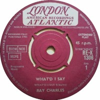 Ray Charles - What'd I Say (Phil Mac & Fizzy Gillespie Remix)