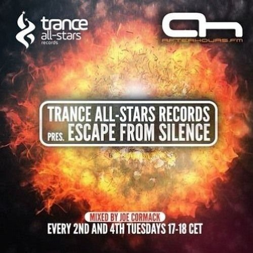 Escape From Silence #185 (September 26 2017, Afterhours.fm)