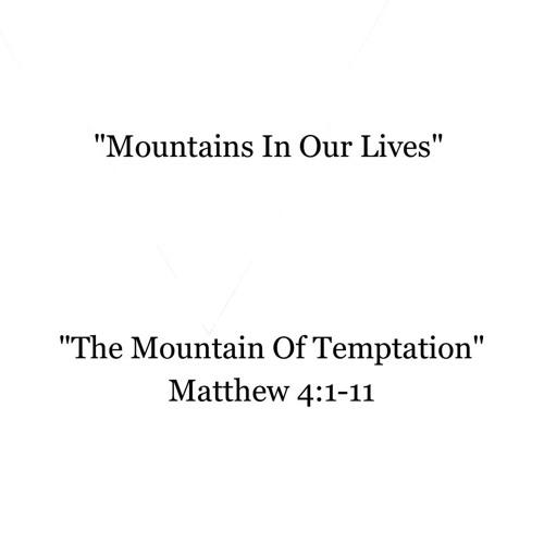 The Mountain of Temptation