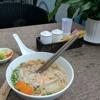 Breakfast in the Rain - Ho Chi Minh City