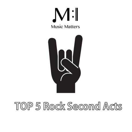 Baixar Ep. 9 - Top 5 Second Acts (Rock)
