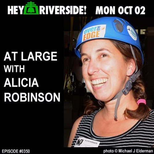 EP0350 MONDAY OCTOBER 02 2017 - AT LARGE: ALICIA ROBINSON, PRESS-ENTERPRISE / OC REGISTER