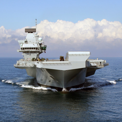 HMS Queen Elizabeth - How Ships Develop A Culture, Personality & Character