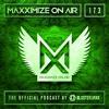 Blasterjaxx - Maxximize On Air 173 2017-09-30 Artwork