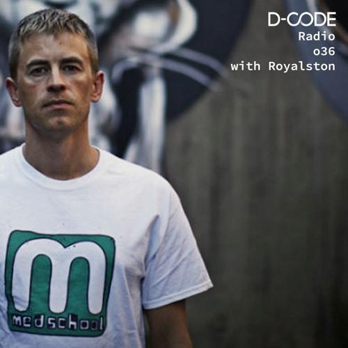 Radio 036 • INTERVIEW - Royalston (Med School)