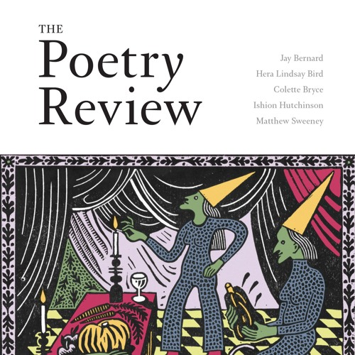 The Poetry Review: Jen Campbell on Stairs and Whispers: D/deaf and Disabled Poets Write Back