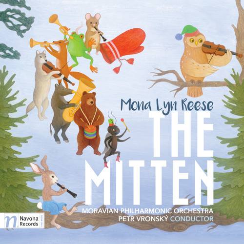 The Mitten (English): The Boar