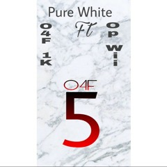 O4F 1k Ft OP Wii - Pure White