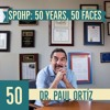 SPOHP: 50 Years, 50 Faces - 50) Dr. Paul Ortíz