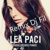 Lea Paci - Adolescente Pirate Remix Dj Fil