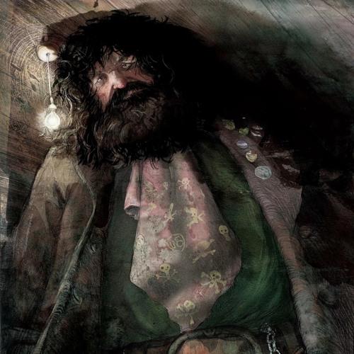 Le Poudcast #18 : Rubeus Hagrid