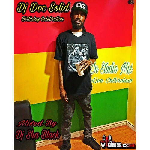 Triple Threat [Roc Solid Earth Stong] Mixed By Dj Sha Black In Studio Juggling